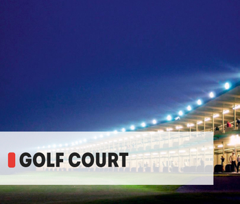 【Project】INS Golf Course Installation